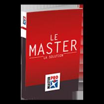 LE MASTER - LA SOLUTION