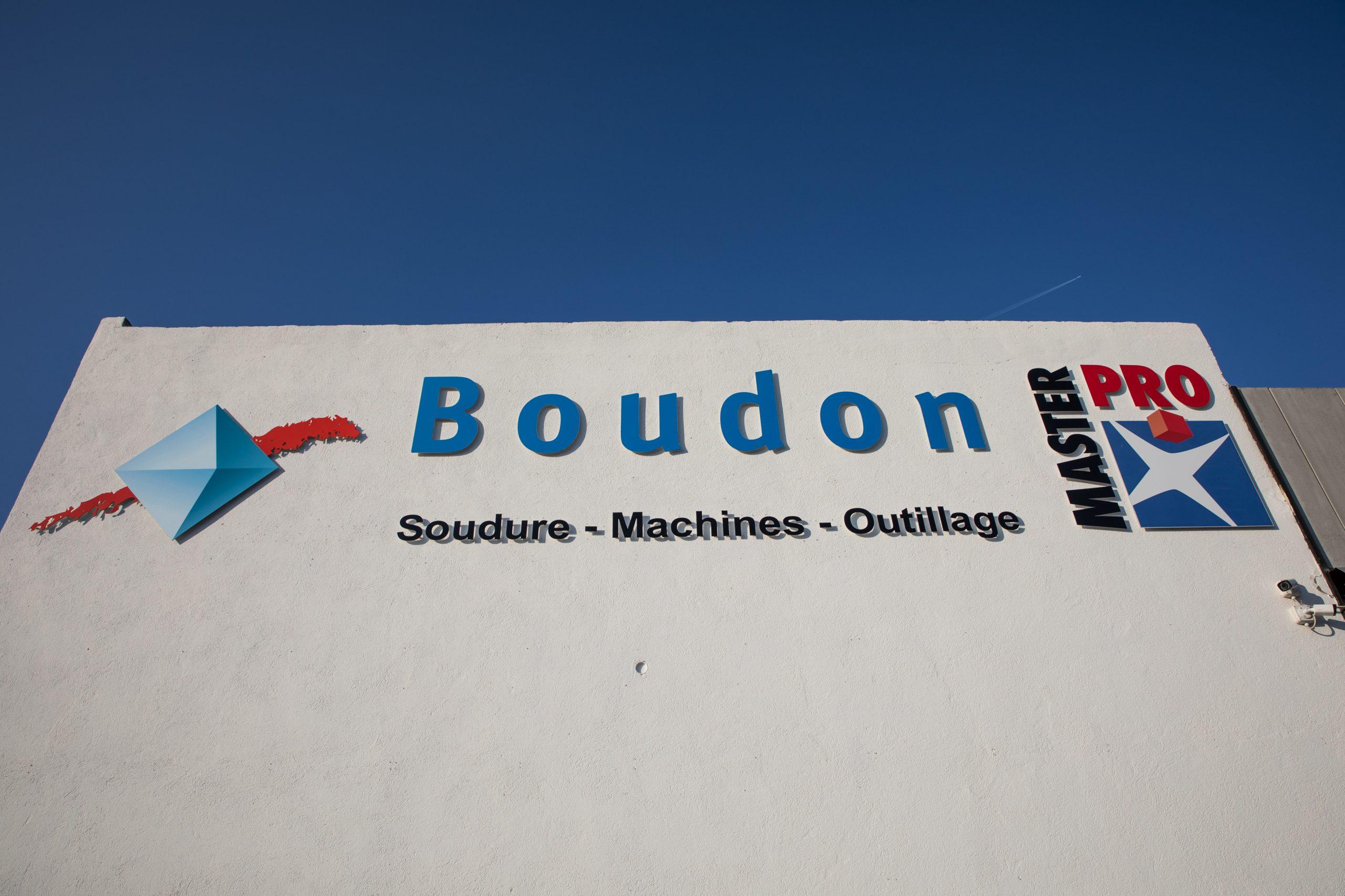 façade magasin Boudon à Vitrolles