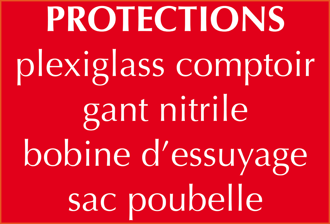 Boudon Vitrolles protections individuelles