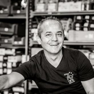 Boudon Vitrolles, commercial Phillipe Cacino
