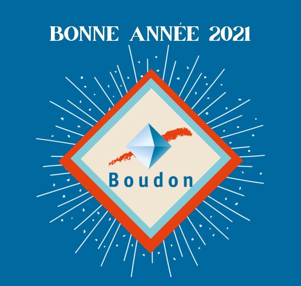 BOUDON VOEUX 2021