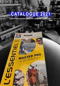 Tout l'équipement pour le bâtiment dans le catalogue 2021 chez Vitrolles