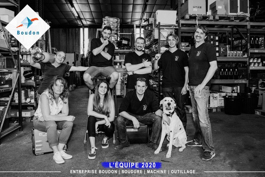 Equipe Boudon Vitrolles
